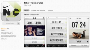 Nike Training Club