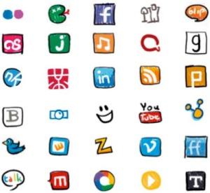 SM icons