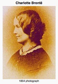 Charlotte Bronte 1854